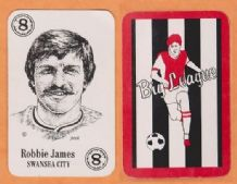 Swansea City Robbie James Wales